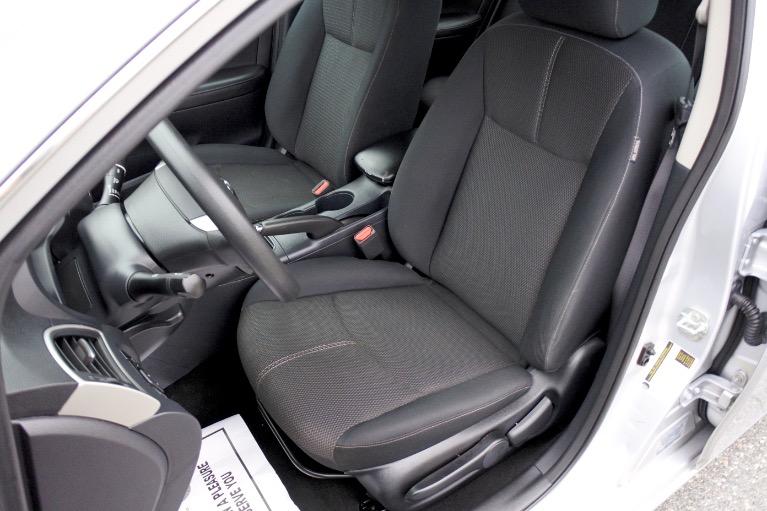Used 2017 Nissan Sentra S CVT Used 2017 Nissan Sentra S CVT for sale  at Metro West Motorcars LLC in Shrewsbury MA 14