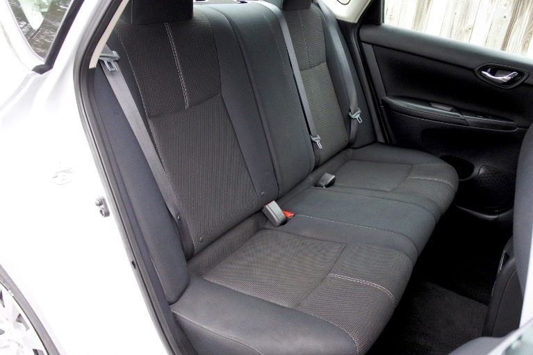 Used 2017 Nissan Sentra S CVT Used 2017 Nissan Sentra S CVT for sale  at Metro West Motorcars LLC in Shrewsbury MA 16