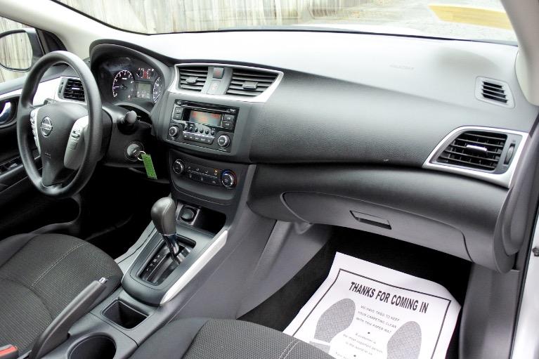 Used 2017 Nissan Sentra S CVT Used 2017 Nissan Sentra S CVT for sale  at Metro West Motorcars LLC in Shrewsbury MA 18