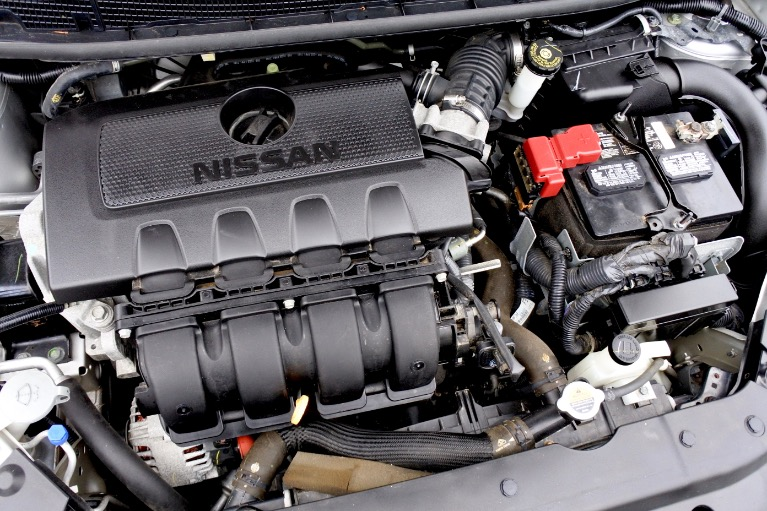 Used 2017 Nissan Sentra S CVT Used 2017 Nissan Sentra S CVT for sale  at Metro West Motorcars LLC in Shrewsbury MA 20