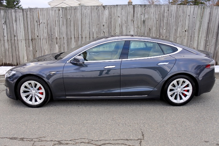 Used 2016 Tesla Model s P90D AWD Used 2016 Tesla Model s P90D AWD for sale  at Metro West Motorcars LLC in Shrewsbury MA 2