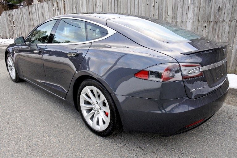 Used 2016 Tesla Model s P90D AWD Used 2016 Tesla Model s P90D AWD for sale  at Metro West Motorcars LLC in Shrewsbury MA 3