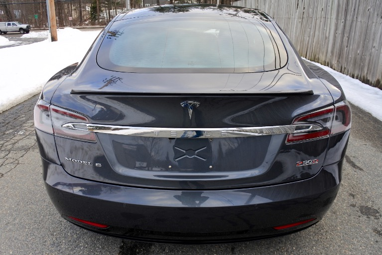 Used 2016 Tesla Model s P90D AWD Used 2016 Tesla Model s P90D AWD for sale  at Metro West Motorcars LLC in Shrewsbury MA 4