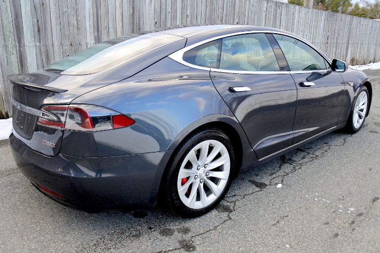 Used 2016 Tesla Model s P90D AWD Used 2016 Tesla Model s P90D AWD for sale  at Metro West Motorcars LLC in Shrewsbury MA 5