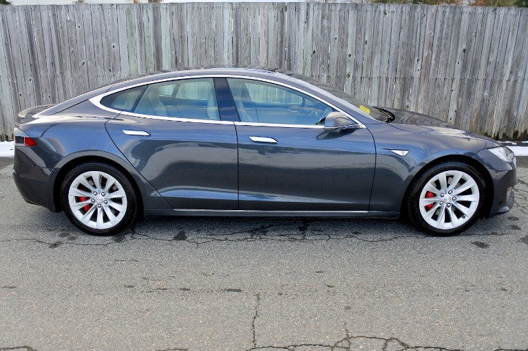 Used 2016 Tesla Model s P90D AWD Used 2016 Tesla Model s P90D AWD for sale  at Metro West Motorcars LLC in Shrewsbury MA 6