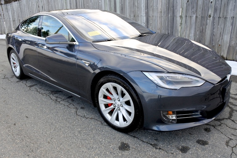 Used 2016 Tesla Model s P90D AWD Used 2016 Tesla Model s P90D AWD for sale  at Metro West Motorcars LLC in Shrewsbury MA 7