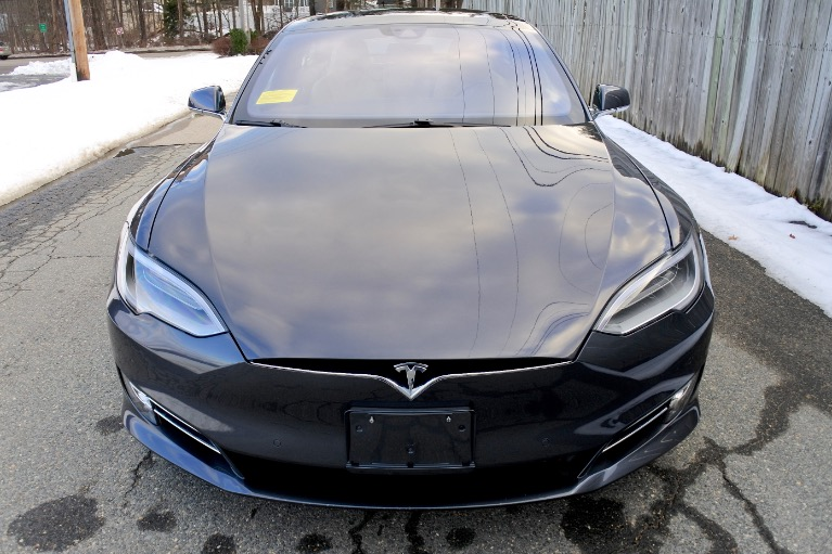 Used 2016 Tesla Model s P90D AWD Used 2016 Tesla Model s P90D AWD for sale  at Metro West Motorcars LLC in Shrewsbury MA 8
