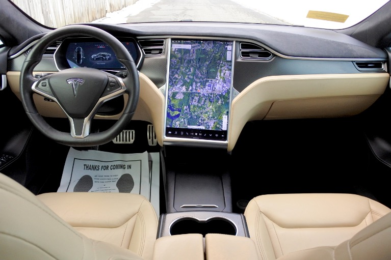 Used 2016 Tesla Model s P90D AWD Used 2016 Tesla Model s P90D AWD for sale  at Metro West Motorcars LLC in Shrewsbury MA 9
