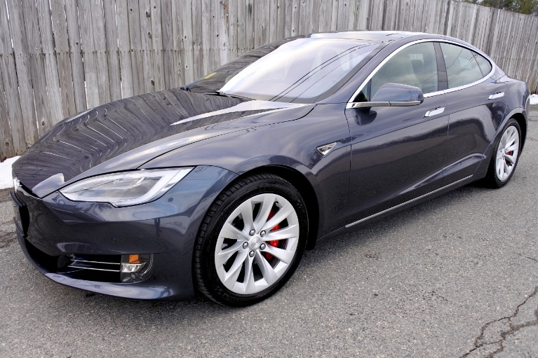 Used 2016 Tesla Model s P90D AWD Used 2016 Tesla Model s P90D AWD for sale  at Metro West Motorcars LLC in Shrewsbury MA 1