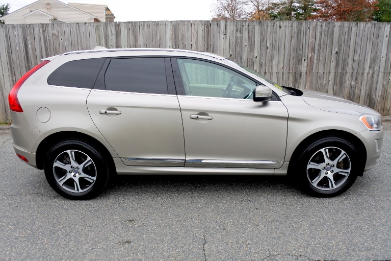 Used 2015 Volvo Xc60 T6 AWD Used 2015 Volvo Xc60 T6 AWD for sale  at Metro West Motorcars LLC in Shrewsbury MA 6