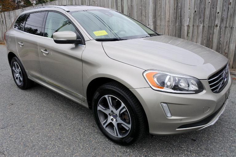 Used 2015 Volvo Xc60 T6 AWD Used 2015 Volvo Xc60 T6 AWD for sale  at Metro West Motorcars LLC in Shrewsbury MA 7