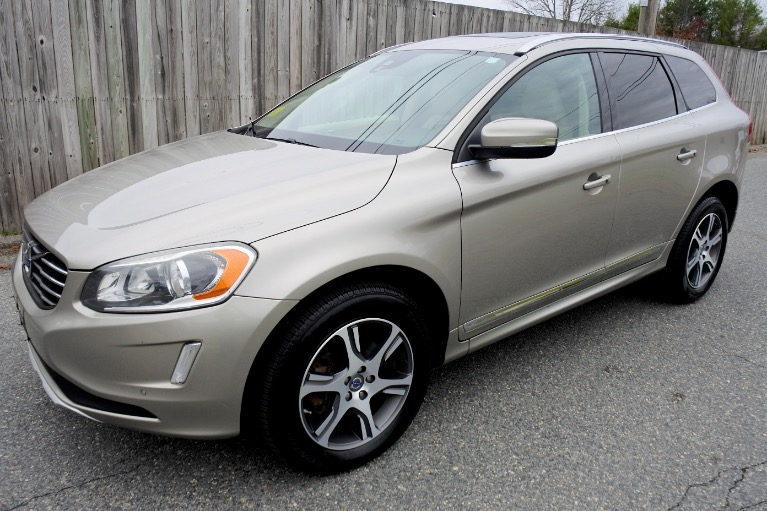 Used Used 2015 Volvo Xc60 T6 AWD for sale $15,800 at Metro West Motorcars LLC in Shrewsbury MA