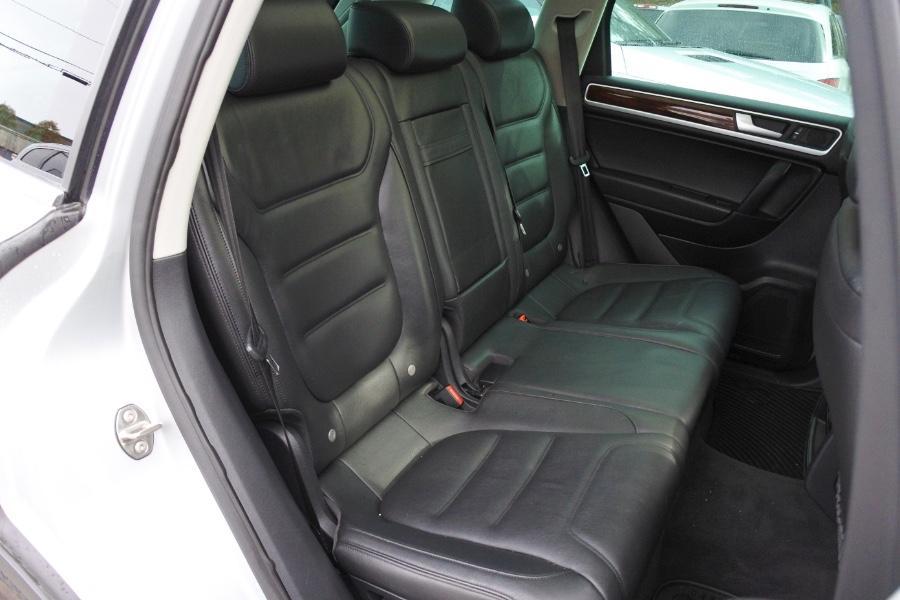 Used 2012 Volkswagen Touareg Sport 4MOTION Used 2012 Volkswagen Touareg Sport 4MOTION for sale  at Metro West Motorcars LLC in Shrewsbury MA 17