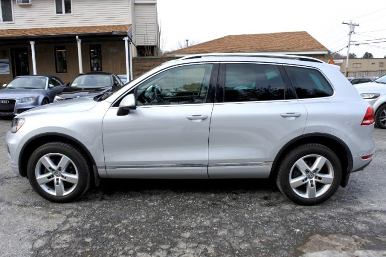 Used 2012 Volkswagen Touareg Sport 4MOTION Used 2012 Volkswagen Touareg Sport 4MOTION for sale  at Metro West Motorcars LLC in Shrewsbury MA 2