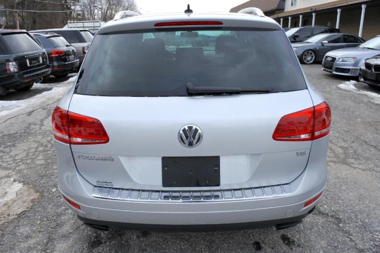 Used 2012 Volkswagen Touareg Sport 4MOTION Used 2012 Volkswagen Touareg Sport 4MOTION for sale  at Metro West Motorcars LLC in Shrewsbury MA 4