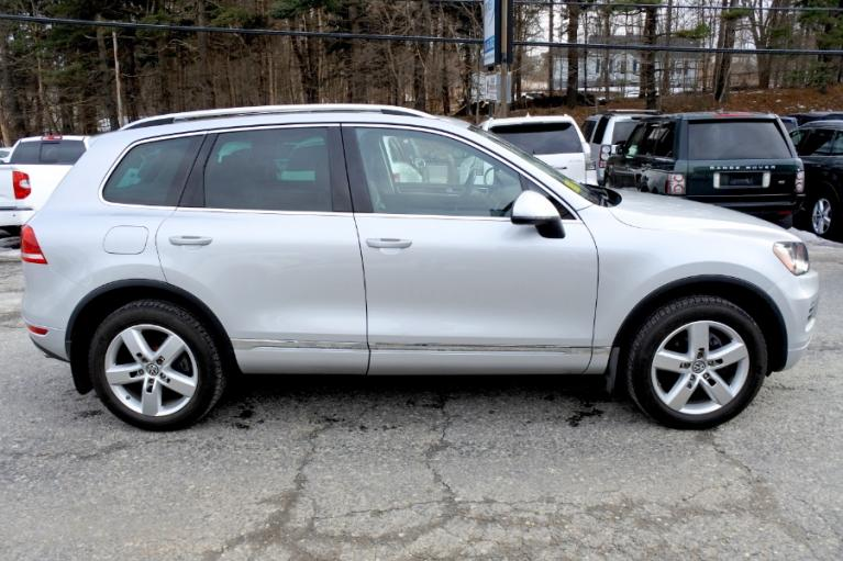 Used 2012 Volkswagen Touareg Sport 4MOTION Used 2012 Volkswagen Touareg Sport 4MOTION for sale  at Metro West Motorcars LLC in Shrewsbury MA 6