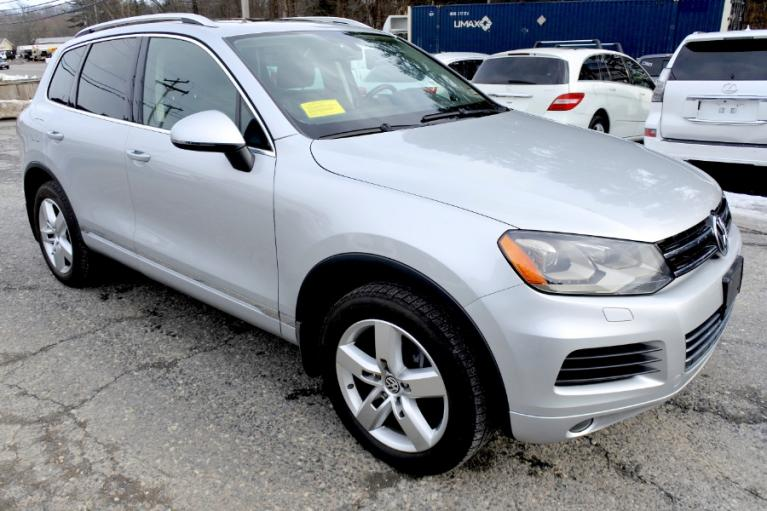 Used 2012 Volkswagen Touareg Sport 4MOTION Used 2012 Volkswagen Touareg Sport 4MOTION for sale  at Metro West Motorcars LLC in Shrewsbury MA 7