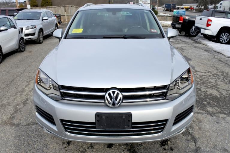 Used 2012 Volkswagen Touareg Sport 4MOTION Used 2012 Volkswagen Touareg Sport 4MOTION for sale  at Metro West Motorcars LLC in Shrewsbury MA 8
