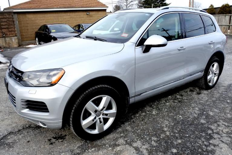 Used 2012 Volkswagen Touareg Sport 4MOTION Used 2012 Volkswagen Touareg Sport 4MOTION for sale  at Metro West Motorcars LLC in Shrewsbury MA 1