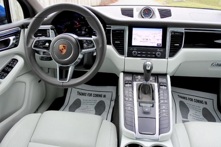 Used 2018 Porsche Macan AWD Used 2018 Porsche Macan AWD for sale  at Metro West Motorcars LLC in Shrewsbury MA 10