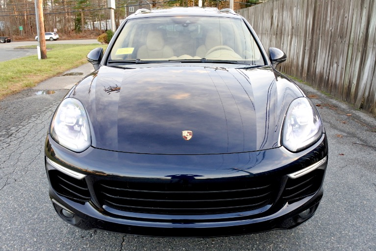 Used 2016 Porsche Cayenne Diesel AWD Used 2016 Porsche Cayenne Diesel AWD for sale  at Metro West Motorcars LLC in Shrewsbury MA 8