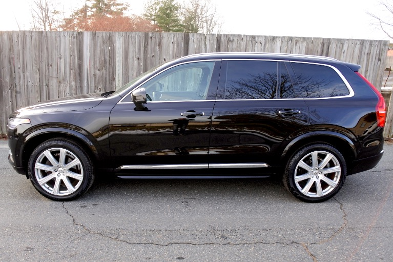Used 2016 Volvo Xc90 T6 Inscription AWD Used 2016 Volvo Xc90 T6 Inscription AWD for sale  at Metro West Motorcars LLC in Shrewsbury MA 2
