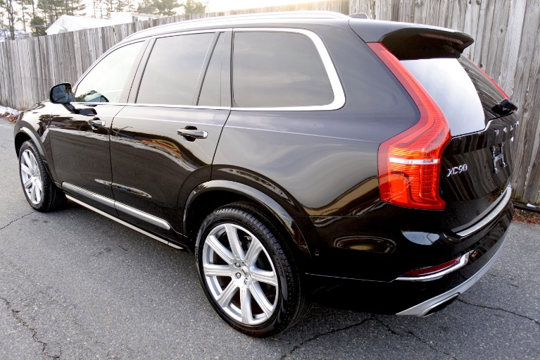 Used 2016 Volvo Xc90 T6 Inscription AWD Used 2016 Volvo Xc90 T6 Inscription AWD for sale  at Metro West Motorcars LLC in Shrewsbury MA 3