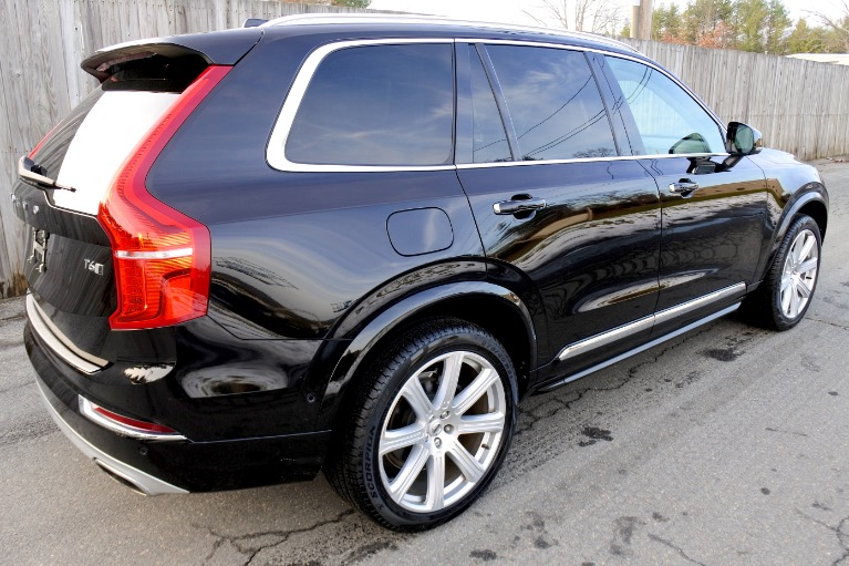 Used 2016 Volvo Xc90 T6 Inscription AWD Used 2016 Volvo Xc90 T6 Inscription AWD for sale  at Metro West Motorcars LLC in Shrewsbury MA 5