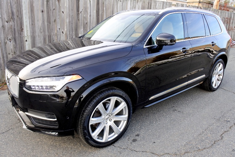 Used 2016 Volvo Xc90 T6 Inscription AWD Used 2016 Volvo Xc90 T6 Inscription AWD for sale  at Metro West Motorcars LLC in Shrewsbury MA 1