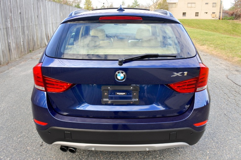 Used 2015 BMW X1 xDrive28i AWD Used 2015 BMW X1 xDrive28i AWD for sale  at Metro West Motorcars LLC in Shrewsbury MA 4