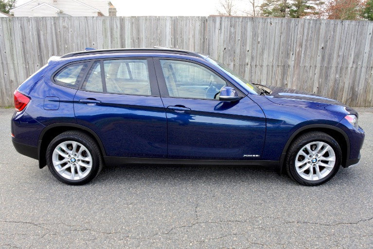 Used 2015 BMW X1 xDrive28i AWD Used 2015 BMW X1 xDrive28i AWD for sale  at Metro West Motorcars LLC in Shrewsbury MA 6