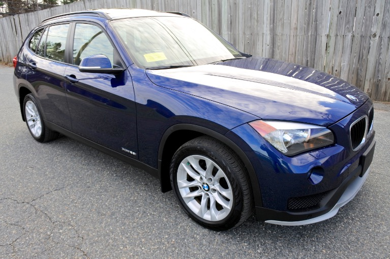 Used 2015 BMW X1 xDrive28i AWD Used 2015 BMW X1 xDrive28i AWD for sale  at Metro West Motorcars LLC in Shrewsbury MA 7
