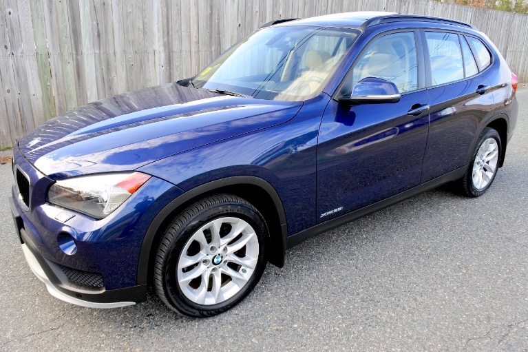 Used Used 2015 BMW X1 xDrive28i AWD for sale $14,800 at Metro West Motorcars LLC in Shrewsbury MA