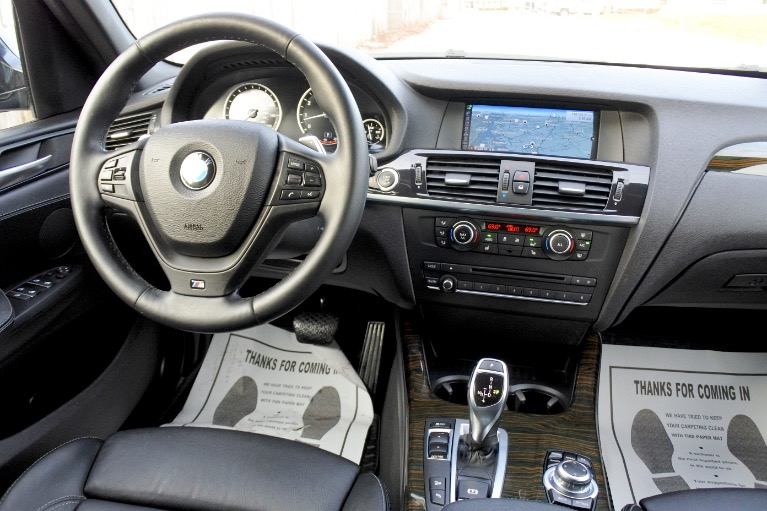 Used 2014 BMW X3 xDrive35i AWD Used 2014 BMW X3 xDrive35i AWD for sale  at Metro West Motorcars LLC in Shrewsbury MA 10