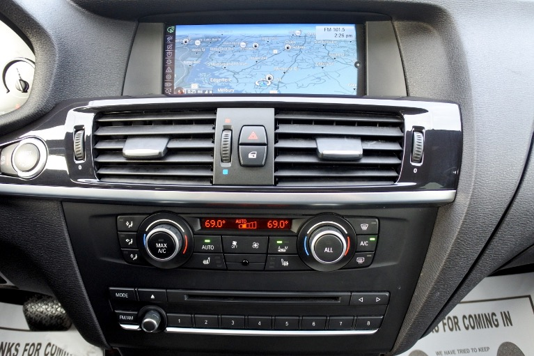 Used 2014 BMW X3 xDrive35i AWD Used 2014 BMW X3 xDrive35i AWD for sale  at Metro West Motorcars LLC in Shrewsbury MA 11