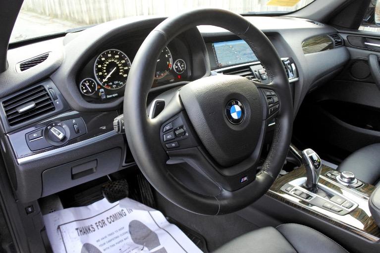 Used 2014 BMW X3 xDrive35i AWD Used 2014 BMW X3 xDrive35i AWD for sale  at Metro West Motorcars LLC in Shrewsbury MA 13