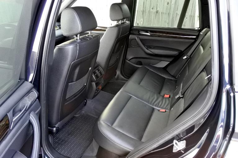 Used 2014 BMW X3 xDrive35i AWD Used 2014 BMW X3 xDrive35i AWD for sale  at Metro West Motorcars LLC in Shrewsbury MA 15
