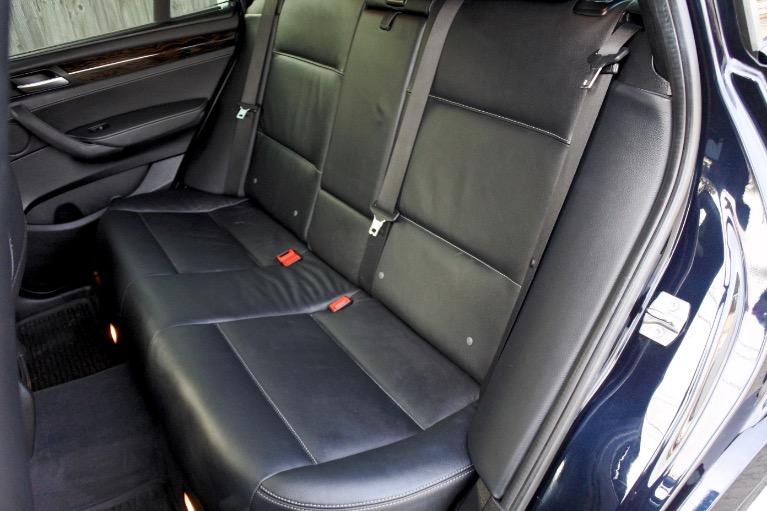 Used 2014 BMW X3 xDrive35i AWD Used 2014 BMW X3 xDrive35i AWD for sale  at Metro West Motorcars LLC in Shrewsbury MA 16