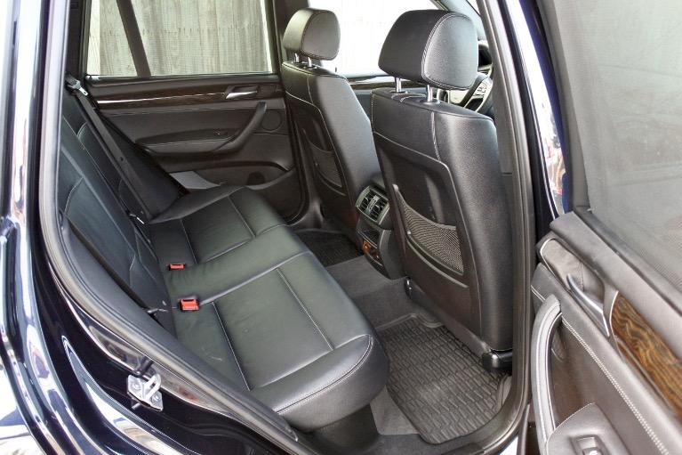 Used 2014 BMW X3 xDrive35i AWD Used 2014 BMW X3 xDrive35i AWD for sale  at Metro West Motorcars LLC in Shrewsbury MA 19