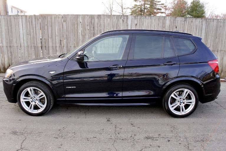 Used 2014 BMW X3 xDrive35i AWD Used 2014 BMW X3 xDrive35i AWD for sale  at Metro West Motorcars LLC in Shrewsbury MA 2