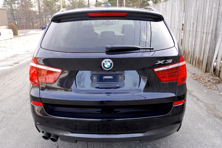 Used 2014 BMW X3 xDrive35i AWD Used 2014 BMW X3 xDrive35i AWD for sale  at Metro West Motorcars LLC in Shrewsbury MA 4