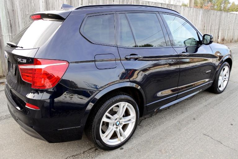 Used 2014 BMW X3 xDrive35i AWD Used 2014 BMW X3 xDrive35i AWD for sale  at Metro West Motorcars LLC in Shrewsbury MA 5