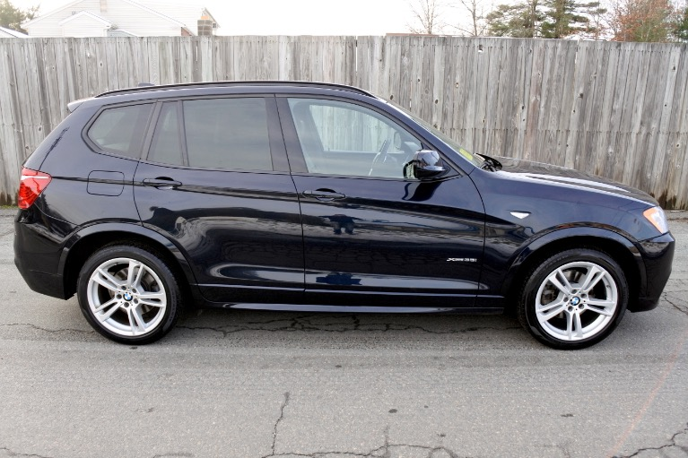 Used 2014 BMW X3 xDrive35i AWD Used 2014 BMW X3 xDrive35i AWD for sale  at Metro West Motorcars LLC in Shrewsbury MA 6