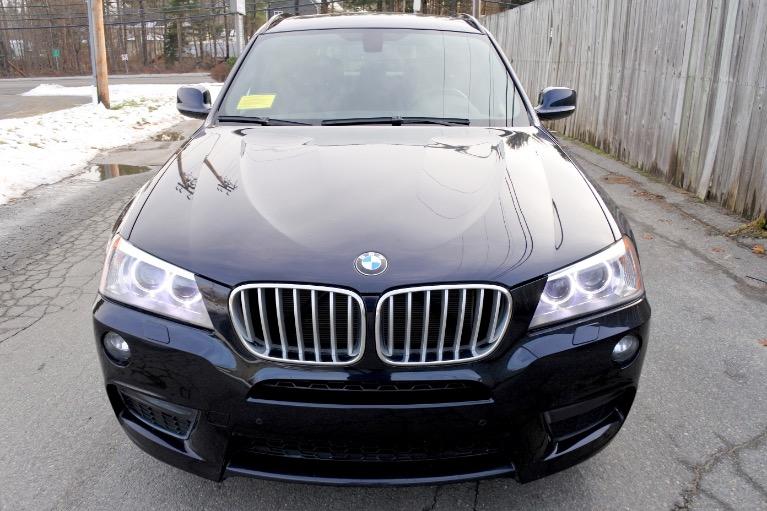 Used 2014 BMW X3 xDrive35i AWD Used 2014 BMW X3 xDrive35i AWD for sale  at Metro West Motorcars LLC in Shrewsbury MA 8