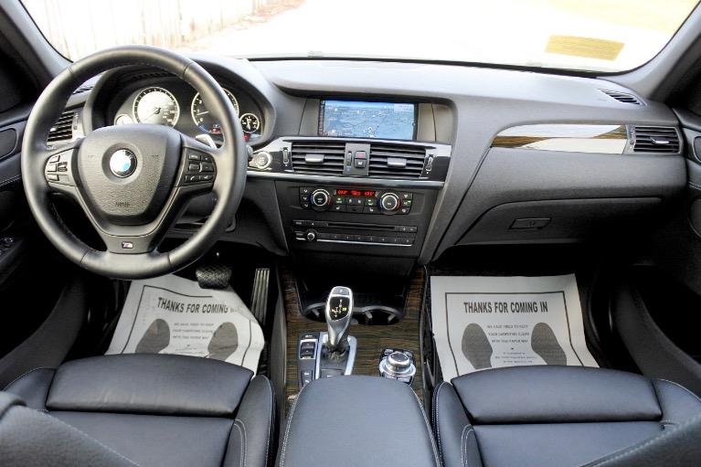 Used 2014 BMW X3 xDrive35i AWD Used 2014 BMW X3 xDrive35i AWD for sale  at Metro West Motorcars LLC in Shrewsbury MA 9