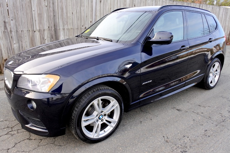 Used 2014 BMW X3 xDrive35i AWD Used 2014 BMW X3 xDrive35i AWD for sale  at Metro West Motorcars LLC in Shrewsbury MA 1