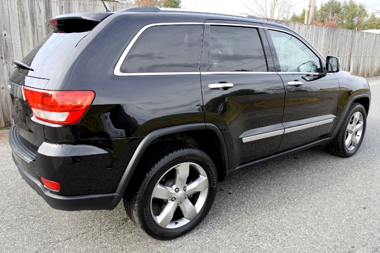Used 2013 Jeep Grand Cherokee 4WD 4dr Limited Used 2013 Jeep Grand Cherokee 4WD 4dr Limited for sale  at Metro West Motorcars LLC in Shrewsbury MA 5