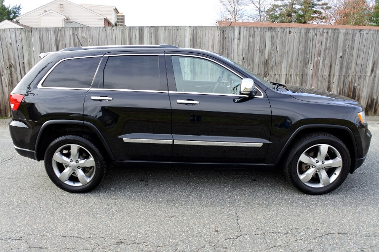 Used 2013 Jeep Grand Cherokee 4WD 4dr Limited Used 2013 Jeep Grand Cherokee 4WD 4dr Limited for sale  at Metro West Motorcars LLC in Shrewsbury MA 6