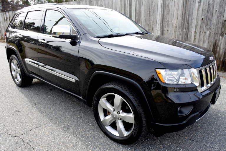 Used 2013 Jeep Grand Cherokee 4WD 4dr Limited Used 2013 Jeep Grand Cherokee 4WD 4dr Limited for sale  at Metro West Motorcars LLC in Shrewsbury MA 7