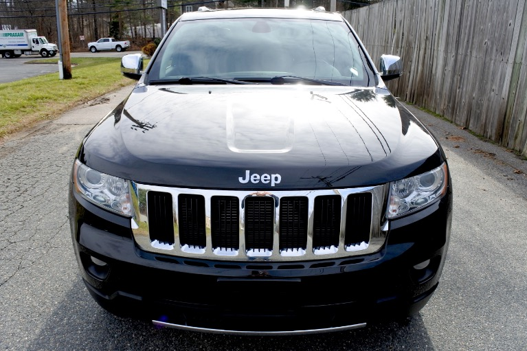 Used 2013 Jeep Grand Cherokee 4WD 4dr Limited Used 2013 Jeep Grand Cherokee 4WD 4dr Limited for sale  at Metro West Motorcars LLC in Shrewsbury MA 8